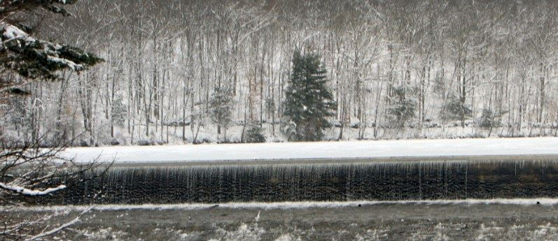 East Branch Spillway Route 22
